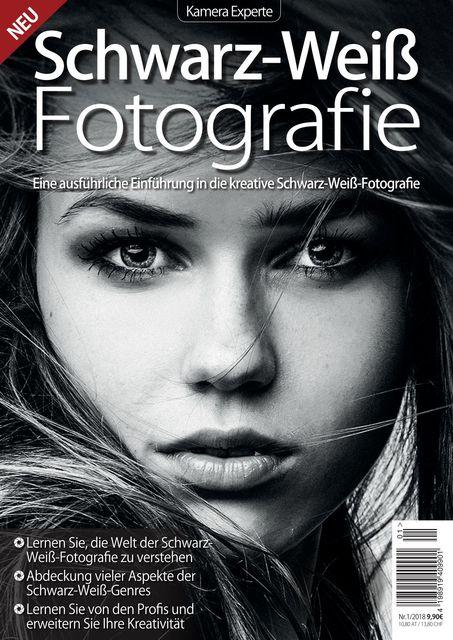 Schwarz-Weiß Fotografie Ausgabe 01/2018
