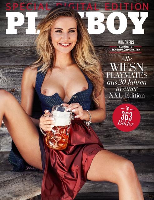 Women of PLAYBOY Wiesn-Playmates XXL-Edition