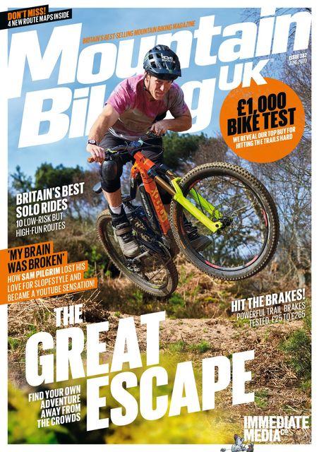 Mountain Biking UK issue 06/2020