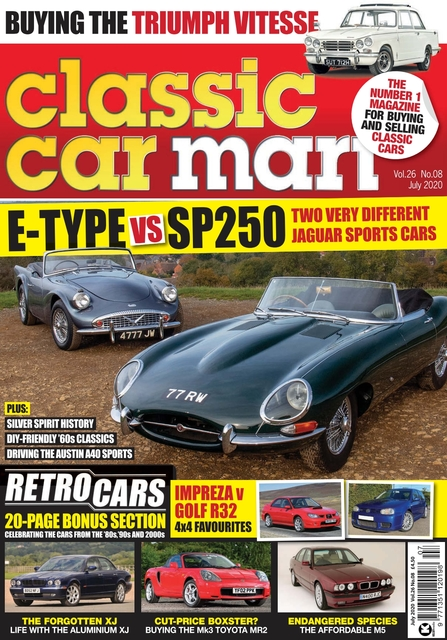 Classic Car Mart issue 07/2020