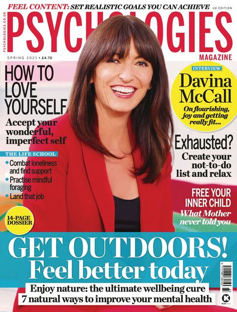 Psychologies issue Spring 2021