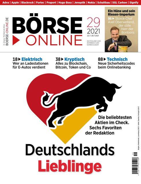 Börse Online Ausgabe 29/2021
