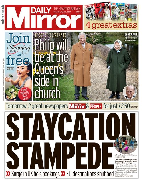 Daily Mirror 2021-04-03