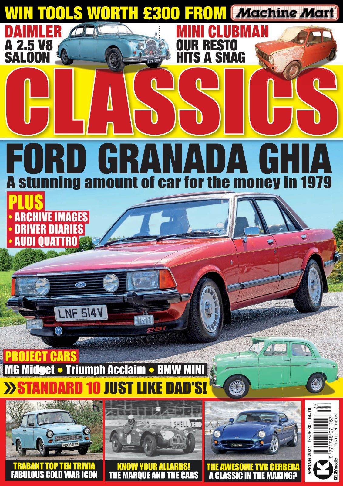 Classics Monthly   issue spring 40