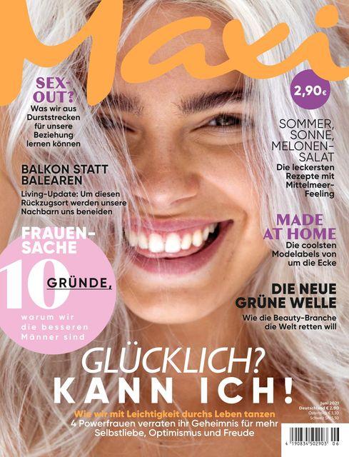 MAXI Ausgabe 06/2021