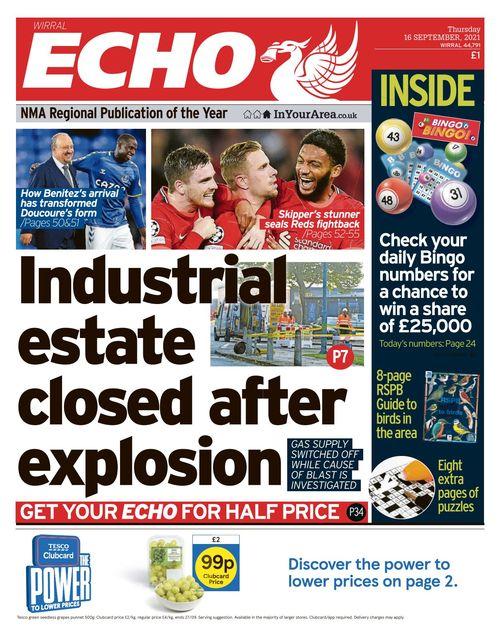 Liverpool Echo 2021-09-16