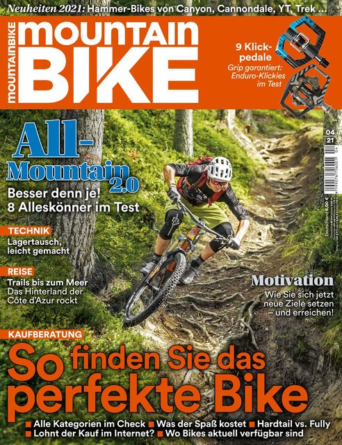 Mountainbike 2021-03-01