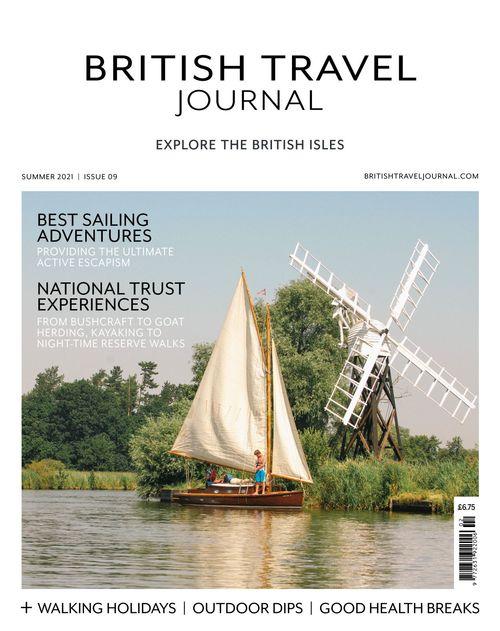 British Travel Journal issue Summer 2021