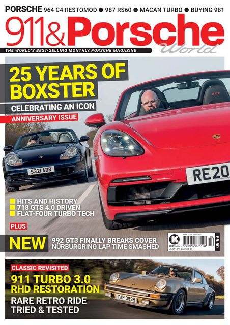 911 & Porsche World issue 04/2021