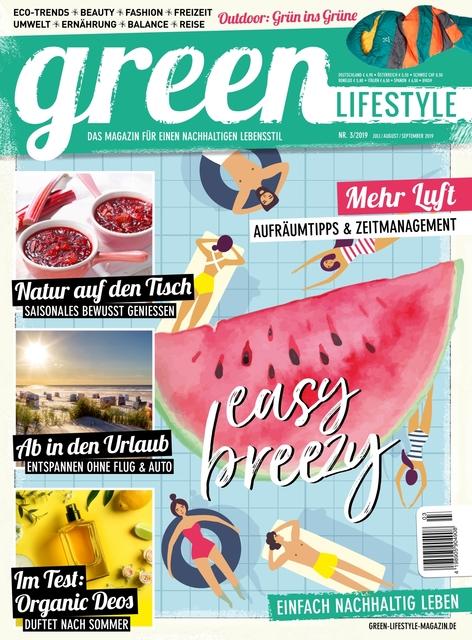 Green Lifestyle Ausgabe 03/2019