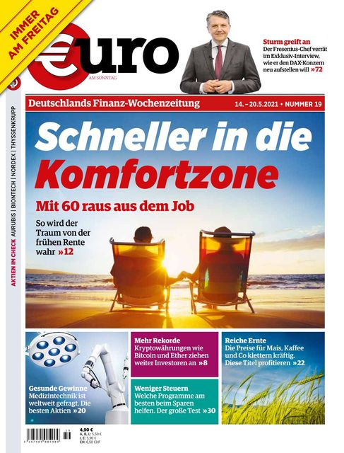 Euro am Sonntag 2021-05-14