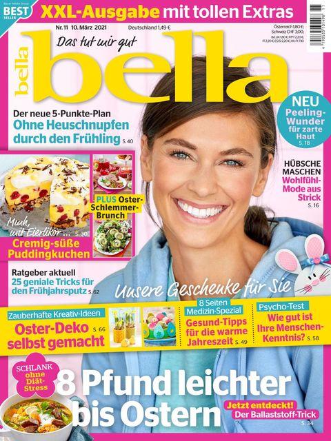 Bella Ausgabe 11/2021