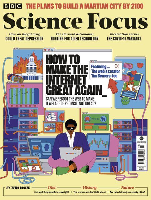 BBC Science Focus issue 03/2021