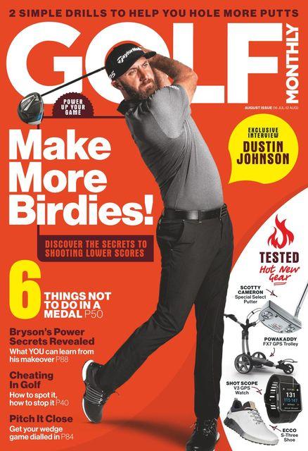 Golf Monthly Magazine 2020-07-16