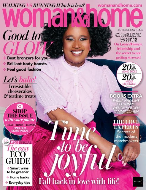 Woman & Home Magazine issue 09/2021