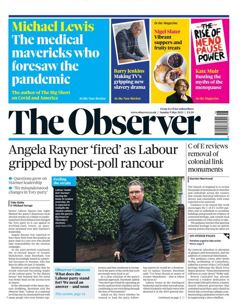 The Observer 2021-05-09