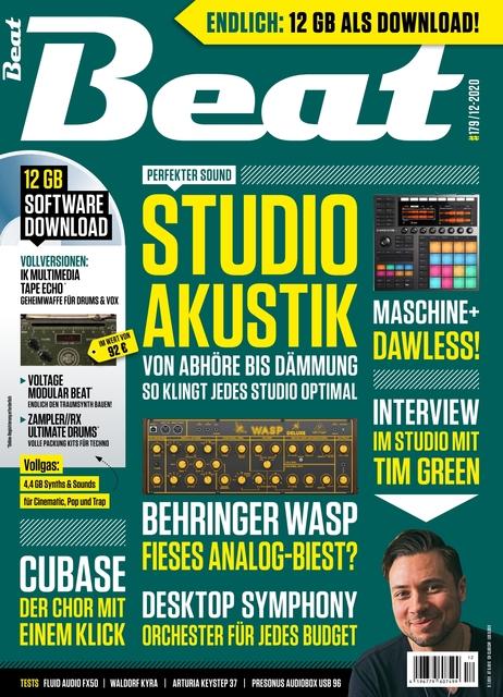 Beat Magazin (DE) Ausgabe 12/2020