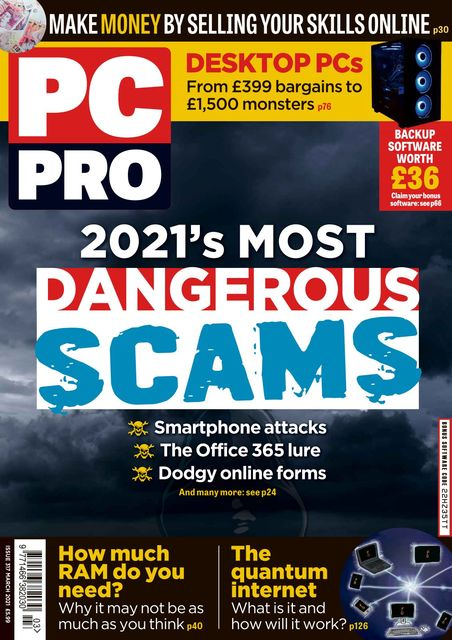 PC Pro issue 03/2021