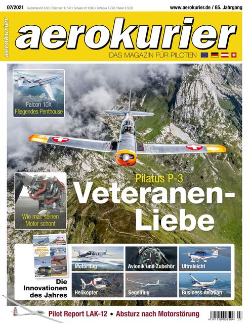 Aerokurier 2021-06-15