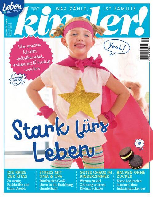 kinder! Ausgabe 01-02/2021