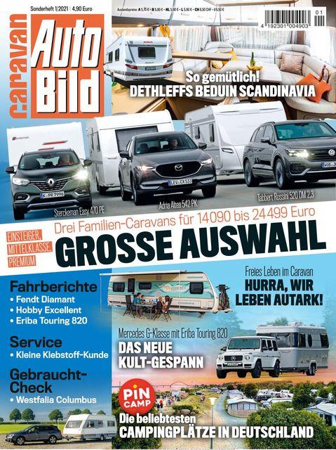 AUTO BILD Caravan Magazin 2021-02-12