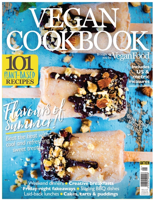 The Vegan Cookbook issue 09, Flavours Of Summer!