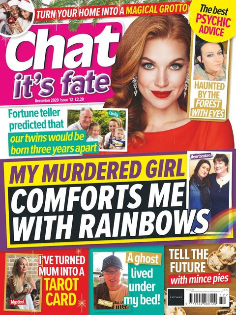 Chat It's Fate Magazine issue 12/2020