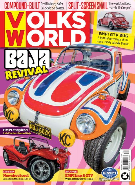 VolksWorld issue Autumn 2020
