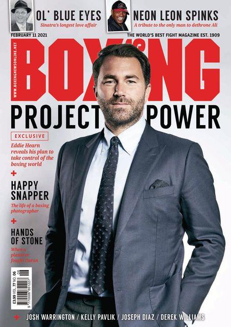 Boxing News 2021-02-11