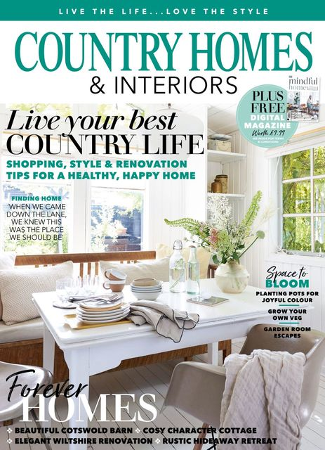 Country Homes & Interiors Magazine 2021-04-01