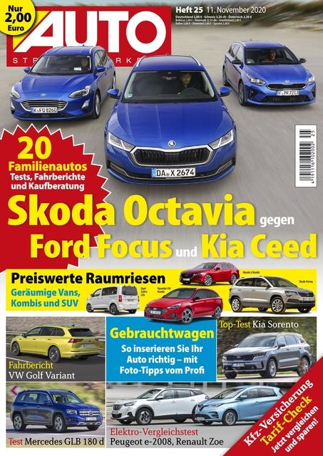 Auto Straßenverkehr 2020-11-10