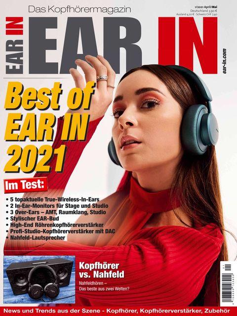 EAR IN Ausgabe 1/2021