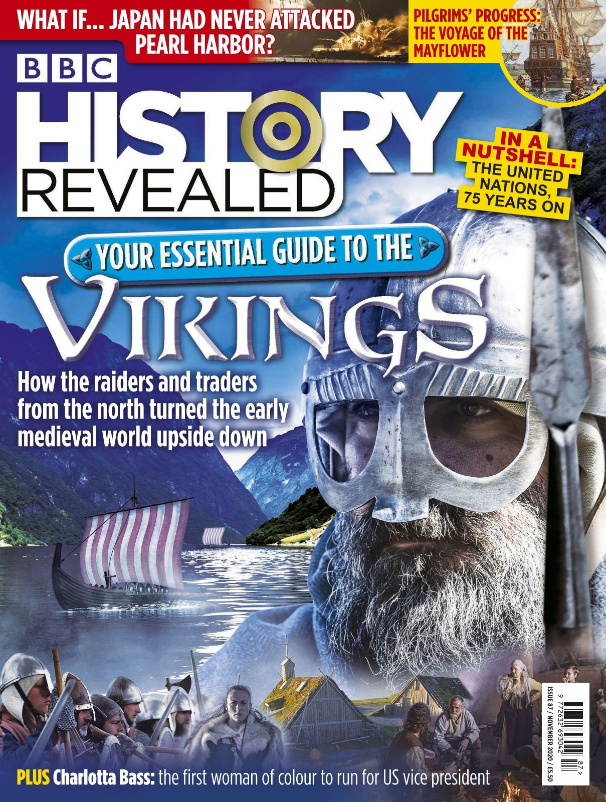 Bbc History Revealed Issue 11 2020