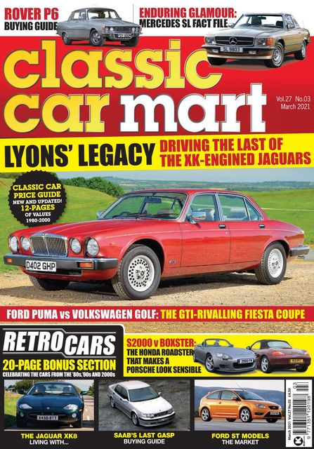Classic Car Mart issue 03/2021