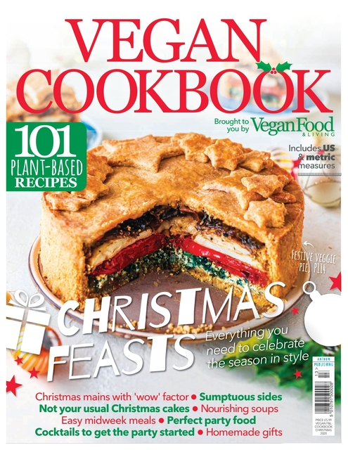 The Vegan Cookbook issue 13, Christmas Feasts