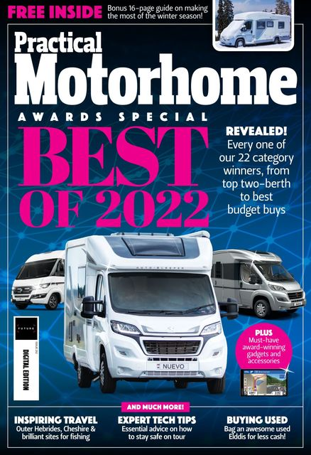 Practical Motorhome issue 12/2021