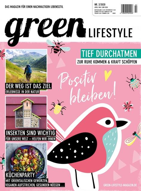 Green Lifestyle Ausgabe 02/2020