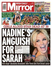 Irish Daily Mirror - 2021-09-06