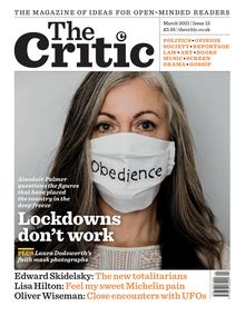 The Critic - issue 03/2021
