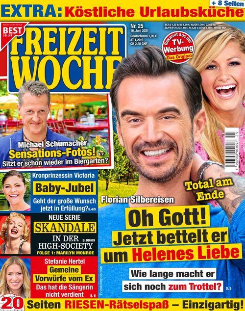 Freizeitwoche Magazin Ausgabe 25/2021