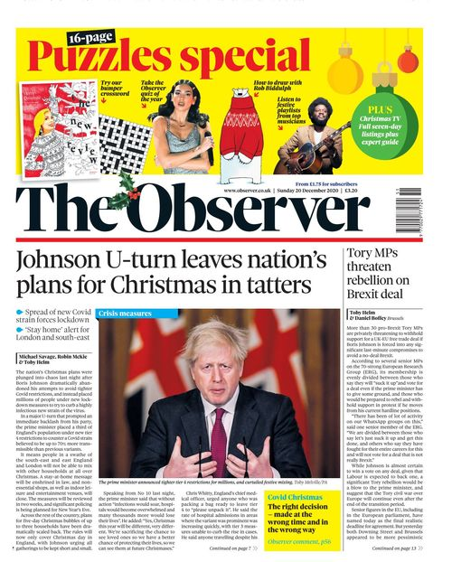 The Observer 2020-12-20