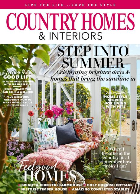 Country Homes & Interiors Magazine issue 06/2021