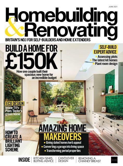 Homebuilding and Renovating 2021-04-29