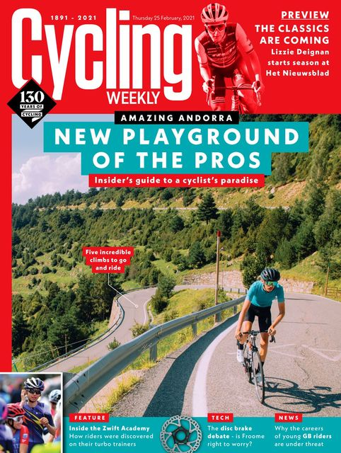 Cycling Weekly - The UK's Best Cycling Magazine 2021-02-25