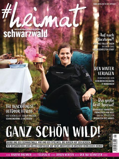 #heimat - der Genussbotschafter für den Schwarzwald Ausgabe 01/2021