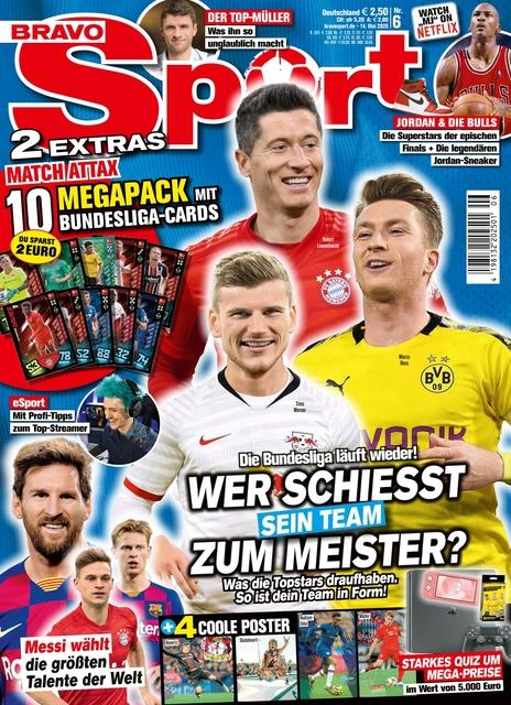Bravo Sport Ausgabe 6/2020