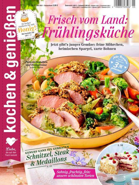 Kochen und Genießen Ausgabe 5/2021