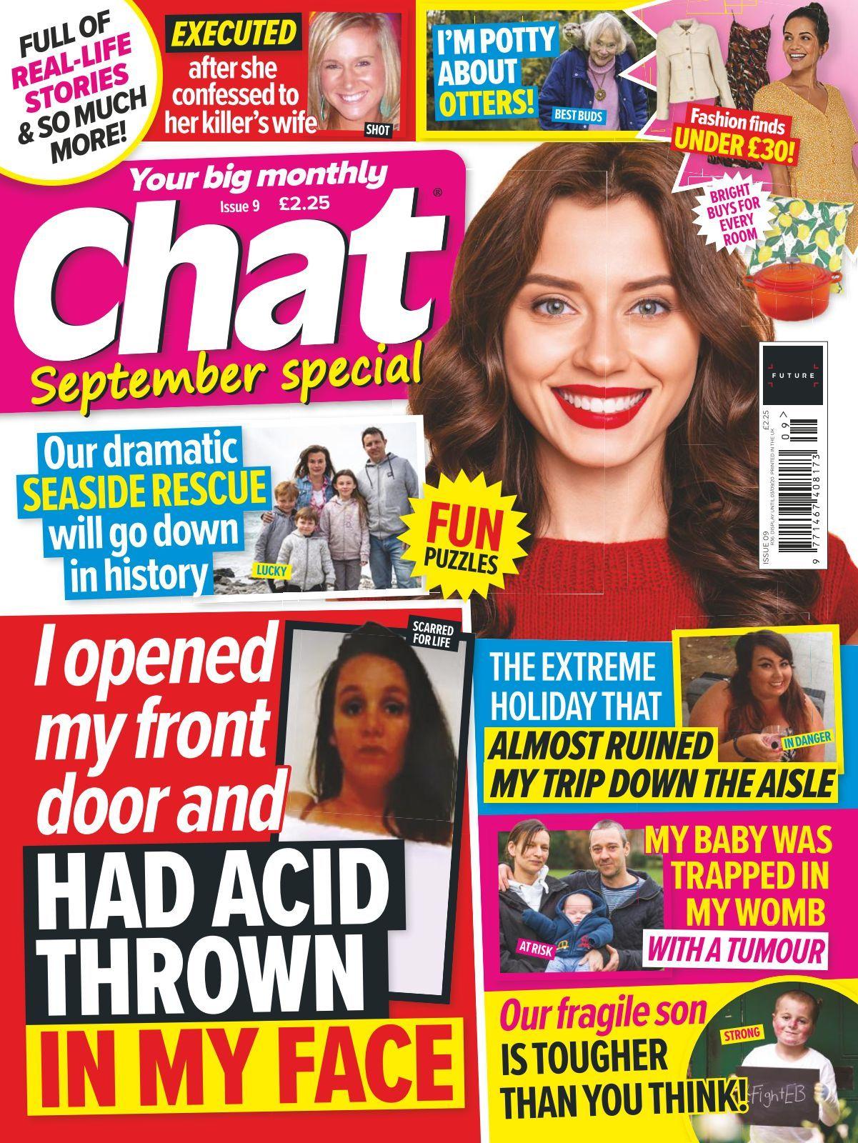 Chat Specials Magazine   issue 18/18