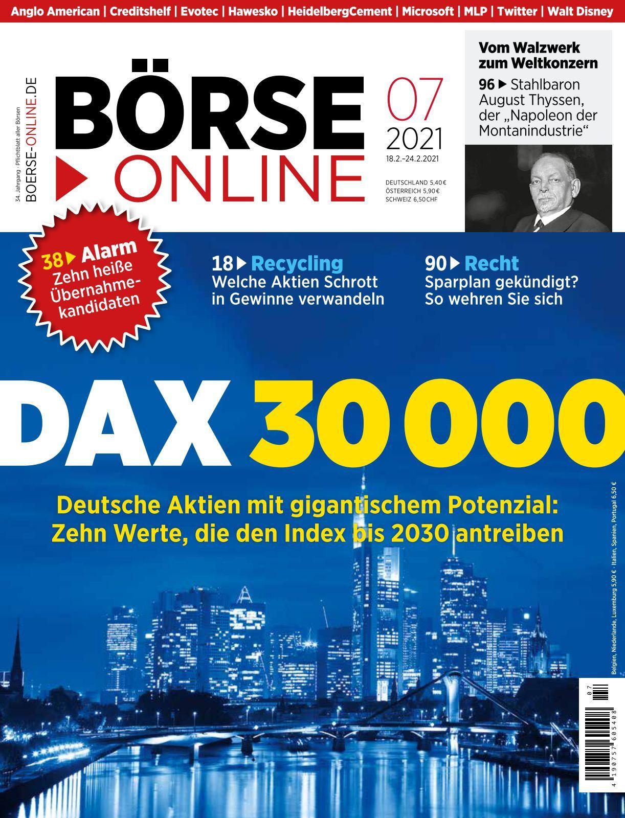 Börse Online   Ausgabe 20/20