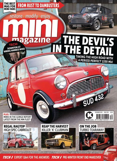 Morris Austin Classic Mini NEW Left Hand Window Channel Seal MK3 and Up